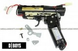 D-Boys 7mm Complete AK AEG Gearbox Ver.3 With Motor DB-K3
