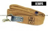 D-Boys 2 Point Rifle Sling for AK Series Coyote Brown DB-K22