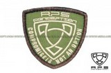 A.P.S. APS Conception Velcro Patch Badge APS-PATCH-001