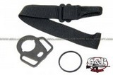 G&P Metal Rear Sling Adaptor Type B for M4 Series GP269