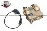 G&P Dual Laser Destinator and Illuminator (Sand) GP959S