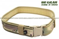 SE Gear Duty Belt (2 inch / Multicam) SE-BT-05-MC