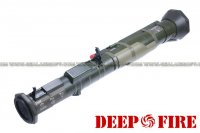 Deep Fire AT4 Launcher With Fiberglass Tube (Airsoft Version) DF-SW060