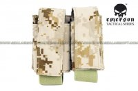 EMERSON LBT Style Molle 40mm Grenade Shell Pouch (AOR1) EM6366-AOR1