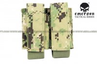 EMERSON LBT Style Molle 40mm Grenade Shell Pouch (AOR2) EM6366-AOR2