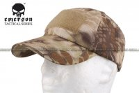 EMERSON Baseball Cap With Velcro (Kryptek Highlander) EM8715-KHLD