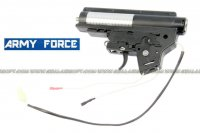 Army Force 8mm Complete QD M4 Gearbox Ver.2 Rear Line (18:1) AF-IN0050