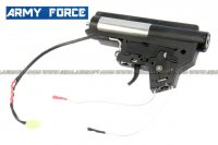 Army Force 8mm Complete QD M4 Gearbox Ver.2 Front Line (16:1) AF-IN0047