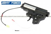 Army Force 8mm Complete QD M4 Gearbox Ver.2 Front Line (18:1) AF-IN0049
