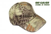 SE GEAR Tactical Baseball Cap (Highlander) SE-TBCAP-HLD