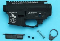 G&P WOC VLI Skull Frog Metal Body for WA M4 GBB